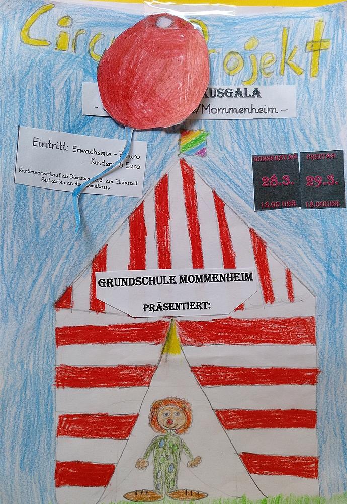Zirkus Flyer